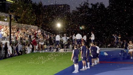 Real Madrid, La Película